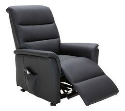 fauteuil bascule pas cher finest homcom fauteuil bascule luxe confort et relaxation reposepied. Black Bedroom Furniture Sets. Home Design Ideas