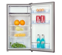 Réfrigérateur table top AYA ART0902A+X inox