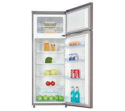 Réfrigérateur 2 portes AYA AFD2002A+X inox