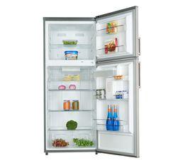 Réfrigérateur 2 portes AYA AFD4200XNFAQUA inox