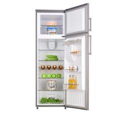 AYA Réfrigérateur 2 portes AFD2702 XAQUA inox