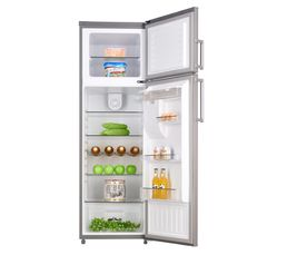 Réfrigérateur 2 portes AYA AFD2702 XAQUA inox