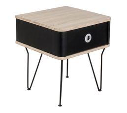 Soldes table de chevet pas cher - Table de chevet noir pas cher ...