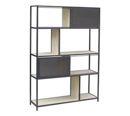 soldes biblioth que et tag re pas cher. Black Bedroom Furniture Sets. Home Design Ideas