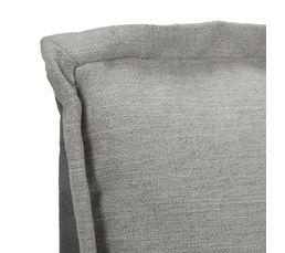 Chauffeuse enfant LOU tissu gris