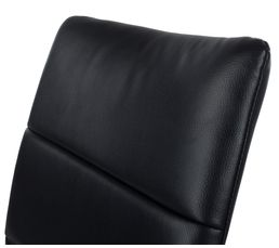 Tabouret de bar H. 75 cm IZZY Noir