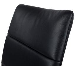Tabouret de bar H. 65 cm IZZY Noir