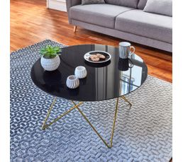 Table basse AIMY Noir
