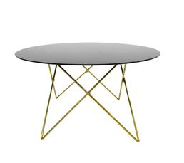 AIMY Table basse Noir