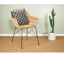 meilleures baskets a51ca 45fcd Chaise Rotin But | lakesnake