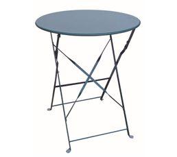 Table pliante TROPICAL Bleu - Tables BUT
