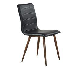 CLARISSE Chaise Noir