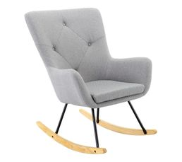 Rocking Chair Cocktail Scandinave Good Dlicieux Chaise Bb