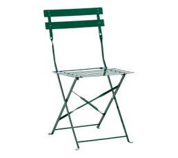 Chaise pliante TROPICAL Vert