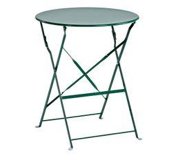 Table pliante TROPICAL Vert