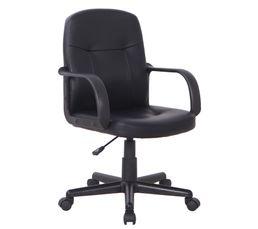 Fauteuil de bureau JOE Noir