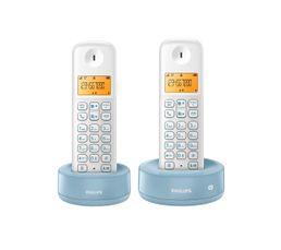 Téléphone sans fil PHILIPS D1352WC