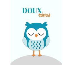 40X50 cm Tableau enfant DOUX REVES