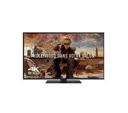 """Plus de détails Téléviseur 4K 49"""" 124 cm PANASONIC TX-49FX555E LED Noir"""