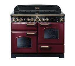 Piano de cuisson FALCON CDL110ECCY/B Vitro 110 rouge
