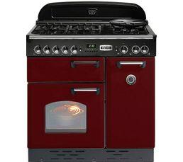 Piano de cuisson FALCON CDL90DFCY/C-EU 90cm rouge