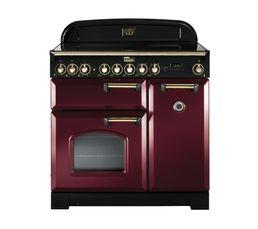 Piano de cuisson FALCON CDL90ECCY/B Vitro 90 rouge
