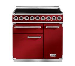 Piano de cuisson FALCON F900DXEIRD/N Induc 90 rouge
