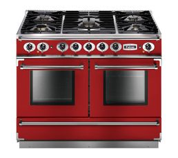 Piano de cuisson FALCON FCON1092DFRD / NM mixte rouge