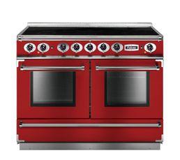 Piano de cuisson FALCON FCON1092EIRD/N induc rouge