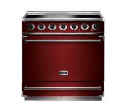 Piano de cuisson FALCON F900SEIRD/N Induc 90 rouge