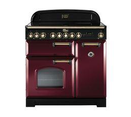 Piano de cuisson FALCON CDL90EICY/B Induc 90 rouge