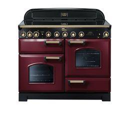 Piano de cuisson FALCON CDL110EICY/B Induc 110 rouge