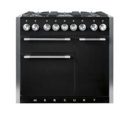 Piano de cuisson FALCON MCY1000DFMB / EU mixte noir