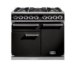 Piano de cuisson FALCON F1000DXDFBL/CM Mixte noir