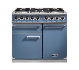 Piano de cuisson FALCON F1000DXDFCA/NM Mixte bleu