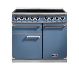 Piano de cuisson FALCON F1000DXEICA / N EU Induc bleu