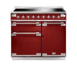 Piano de cuisson FALCON ELS100EIRD/ Induc 100 rouge