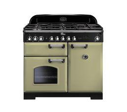 Piano de cuisson FALCON CDL100DFOG/C Mixte 100 vert