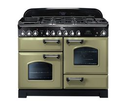 Piano de cuisson FALCON CDL110DFOG/C Mixte 110 vert
