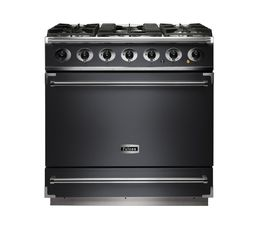 Piano de cuisson FALCON F900SDFSL/NM Mixte 90 gris