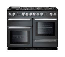 Piano de cuisson FALCON NEX110DFBL/C Mixte 110 noir