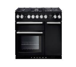 Piano de cuisson FALCON NEX90DFBL/C Mixte 90 noir