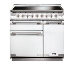 Piano de cuisson FALCON ELS90EIWH/-EU Induc 90 blanc