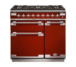Piano de cuisson FALCON ELS90DFRD/-EU Mixte 90 rouge