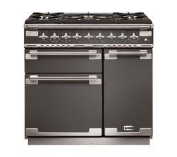 Piano de cuisson FALCON ELS90DFSL/-EU Mixte 90 gris