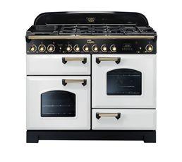 Piano de cuisson FALCON CDL110DFWH/B Mixte 110 blanc