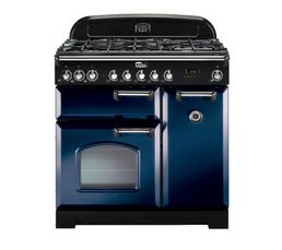 Piano de cuisson FALCON CDL90DFRB/C Mixte 90 bleu roi
