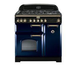 Piano de cuisson FALCON CDL90DFRB/B Mixte 90 Bleu roi