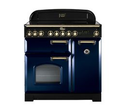 Piano de cuisson FALCON CDL90EIRB/B Induc 90 bleu