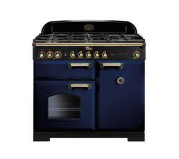 Piano de cuisson FALCON CDL100DFRB/B Mixte 100 bleu